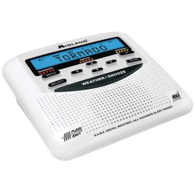 Midland All Hazards Public Weather Alert Radio