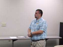 V.I.P. support group meeting a success