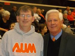 Bowman credits AUM basketball coach with going to college