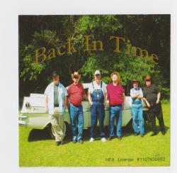 Back in Time Band
