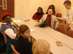 Low vision support group meets in Selma