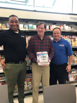 WSFA 12 News meteorologists stop in Selma