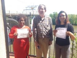 Selma Times Journal staff members honored