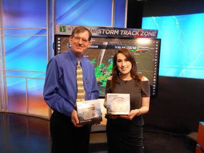 WSFA donates weather radios