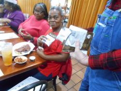 VIP holds annual support group luncheon