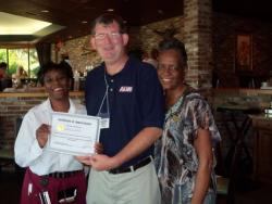 Grand Hotel restaurant workers gives outstanding customer service