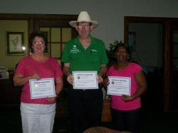 Bank Trust employees recognized