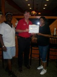 Lannies Bar-b-que recognized for good customer service