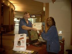 McWane Center worker recognized
