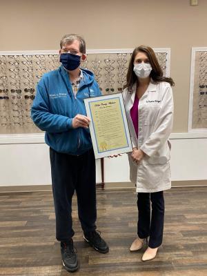 Free glaucoma eye screenings a success in Selma
