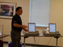 Auto Mark Voting Machine Demonstration