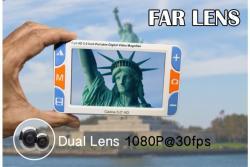 Portable Video Digital Magnifier: Carina 5.0