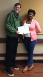 Crown Healthcare Nurse Recognized by V.I.P.